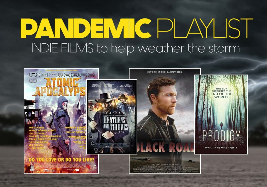 pandemic playlist featured